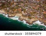 Aerial View Of South Laguna...
