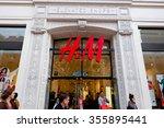 san francisco  ca   december 10 ... | Shutterstock . vector #355895441