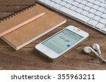 chiangmai thailand   december... | Shutterstock . vector #355963211