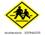 traffic means the traffic that... | Shutterstock . vector #355966535