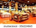 grocery store blur bokeh...