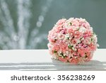 Pink Brides Bouquet