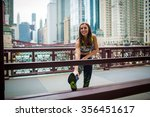 preparing for the run ahead.... | Shutterstock . vector #356451617