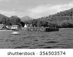 luss   loch lomond   scotland | Shutterstock . vector #356503574