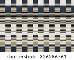 abstract colorful pattern... | Shutterstock . vector #356586761