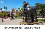 medellin  antioquia   colombia  ... | Shutterstock . vector #356597585