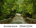 daintree national park ... | Shutterstock . vector #356612234