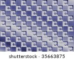 metallic background | Shutterstock . vector #35663875