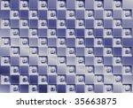 metallic background | Shutterstock . vector #35663875