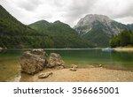 Lago Del Predil  Predil Lake ...