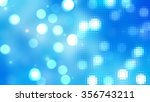 bokeh light  shimmering blur... | Shutterstock . vector #356743211