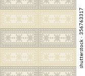 seamless vector pattern.... | Shutterstock .eps vector #356763317