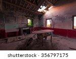 Abandoned House  Kitchen.