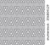 seamless vector pattern.... | Shutterstock .eps vector #356804129