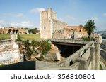 diego columbus palace   alcazar ... | Shutterstock . vector #356810801