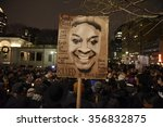 Small photo of NEW YORK CITY - DECEMBER 30 2015: Several hundred activists gathered in Union Square for a candlelight vigil in memory of Sandra Bland, arrested for a minor traffic violation later found hanged.
