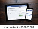 bekasi  indonesia   december 31 ... | Shutterstock . vector #356839601
