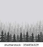 wild forests natural background | Shutterstock . vector #356856329
