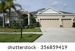 florida house | Shutterstock . vector #356859419