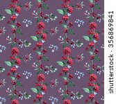 raster seamless pattern with... | Shutterstock . vector #356869841