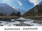 mountain creek   Shutterstock . vector #356995499