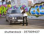 saint petersburg  russia  ... | Shutterstock . vector #357009437