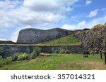 mountain fortress srebrna gora...   Shutterstock . vector #357014321