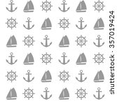 seamless vector pattern of...   Shutterstock .eps vector #357019424