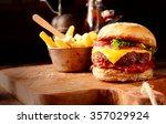 Hot Chilli Pepper Cheeseburger...