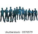 textures style of people... | Shutterstock . vector #3570579