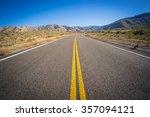 Long Desert Highway California