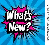"pop art comics icon ""what's new ... 