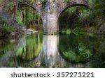Stone Bridge On The River