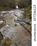 Small photo of West Burton Falls 'Cauldron Force' in the Yorkshire Dales
