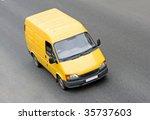 Yellow Pick Up