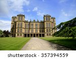 hardwick  derbyshire  uk. june... | Shutterstock . vector #357394559