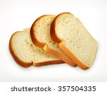 Sliced Fresh Wheat Bread...