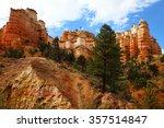 bryce canyon national park ... | Shutterstock . vector #357514847