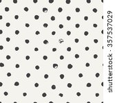 hand painted seamless pattern.... | Shutterstock .eps vector #357537029