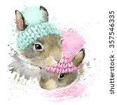 Cute Bunny T Shirt Graphics....