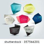 speech bubble label set....