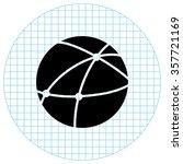 social network    black vector...   Shutterstock .eps vector #357721169
