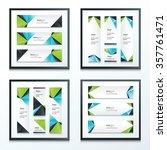 banner set | Shutterstock .eps vector #357761471