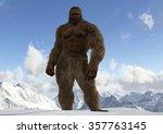 Sasquatch   Bigfoot   Yeti On...