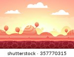 game background made from... | Shutterstock .eps vector #357770315
