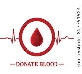 blood donation vector.medical...   Shutterstock .eps vector #357791924
