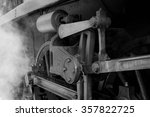 Steam Train Wheel Processed In...