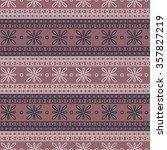 seamless vector pattern.... | Shutterstock .eps vector #357827219