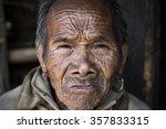 mindat  myanmar   december 8 ... | Shutterstock . vector #357833315