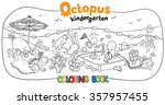 big coloring book set with...